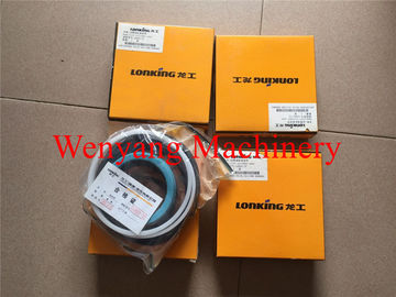 China Lonking wheel loader spare parts CDM833-72 lifting cylinder repair kits factory