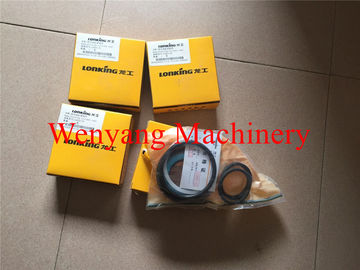 China Lonking CDM833 wheel loader spare parts CDM833-63 steering cylinder repair kits factory