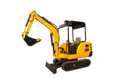 China 2.2ton min digger compact rubber track crawler excavator