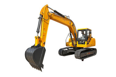 China China WY135H 13.5ton crawler digger cralwer excavator with ISUZU engine distributor