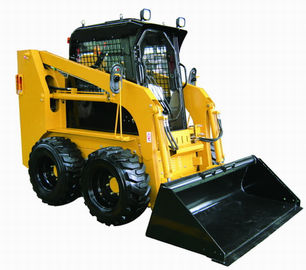 China WY60G 850kg 0.5m3 Bobcat type quick hitch skid steer  loader