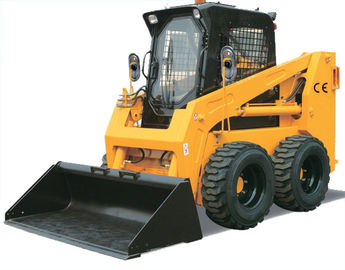 China China WY75S 1050kg 0.5m3 Bobcat type quick hitch skid steer  loader distributor