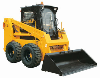 China China WY100X 1200kg 0.5m3 Bobcat type quick hitch skid steer  loader distributor