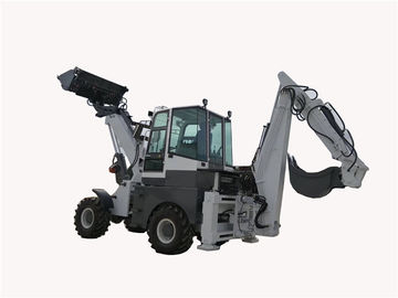 China China  WY22-16  1.6ton 4WD telescopic backhoe loader with excavator distributor