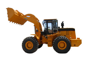 China WY955 5ton 3m3 weichai engine wheel loader with double  rocker arm distributor