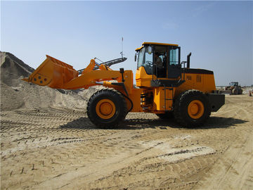 China China factory WY958  single arm 5ton 3m3 weichai engine payloader distributor