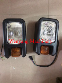 China Lonking wheel loader spare parts  CDM835E payloader head lamp factory