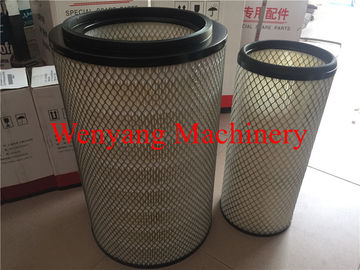 China Dongfeng  SC11CB220G2B1 engine spare parts air filter K2640+A factory
