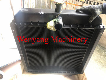 China XCMG wheel loader ZL30H genuine spare parts radiator assembly distributor