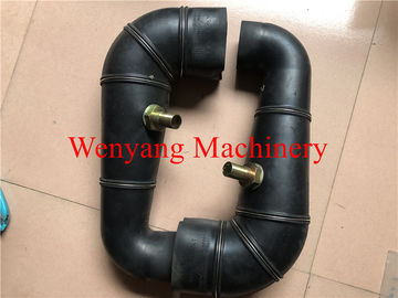 China Supply China deutz engine spare parts curved hose wp6 13039241 factory