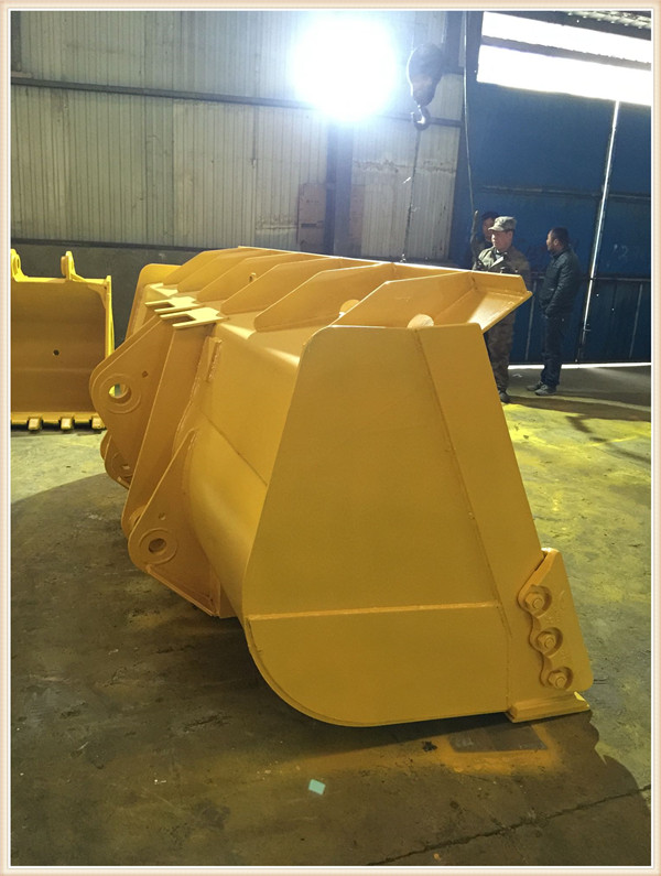 Supply Caterpillar 962G/966D/966G/966F/972H/980G loader bucket /coal bucket