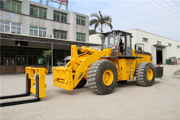 Sell small capacity wheel loader with fork 1T, 1.6T,2T,2.5T,3T,3.5T,5T for different working condition