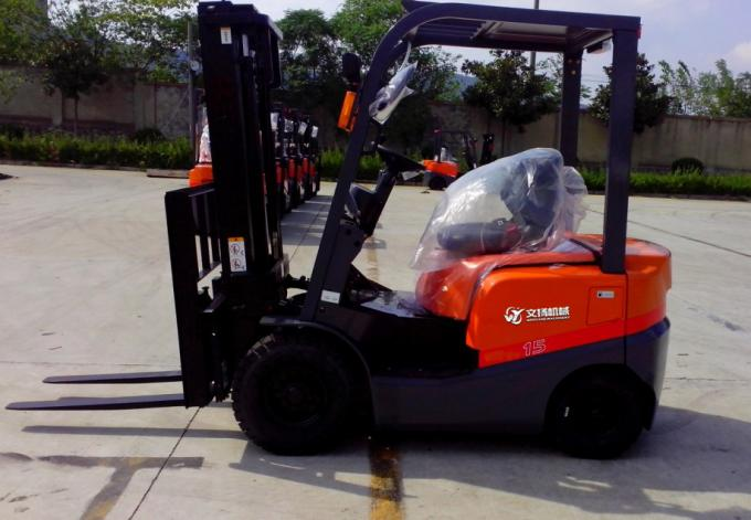 1.5T China diesel forklift  high quality  container forklift truck FD15T