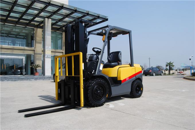 China good quality  3.5ton CE certificate  engine hot sale diesel engine forklift truck