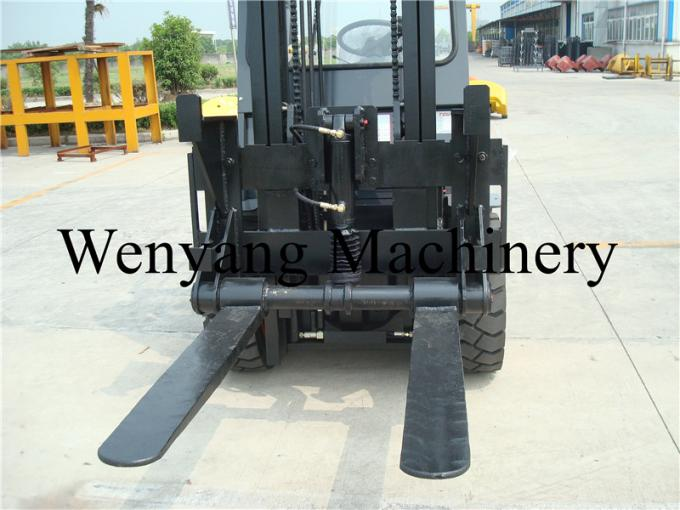 China made forklift attachment  3ton diesel forklift truck with Sanitation fork