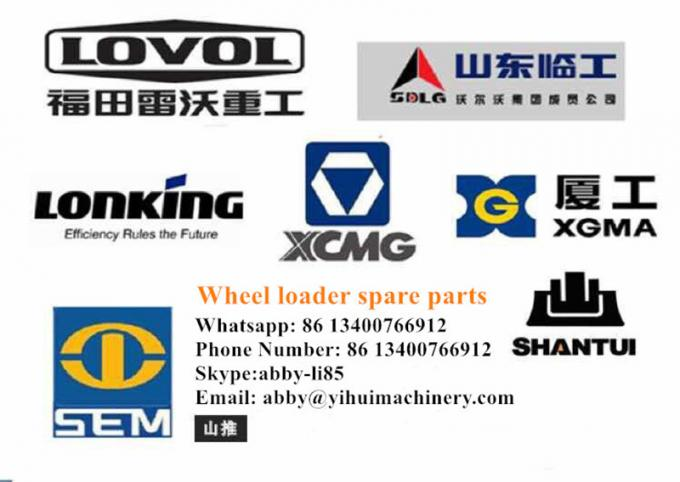Lonking wheel loader spare parts loader's differential assembly LG30F.04318A-325A