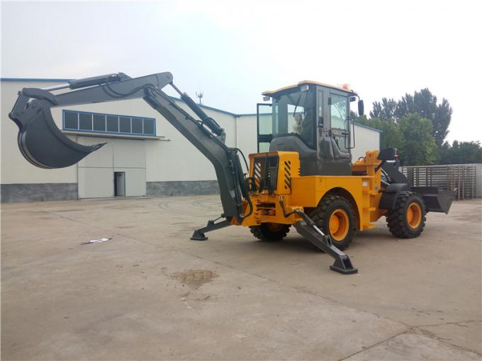 Wenyang Machinery brand WY30-25 backhoe loader with bucket 1.3m3
