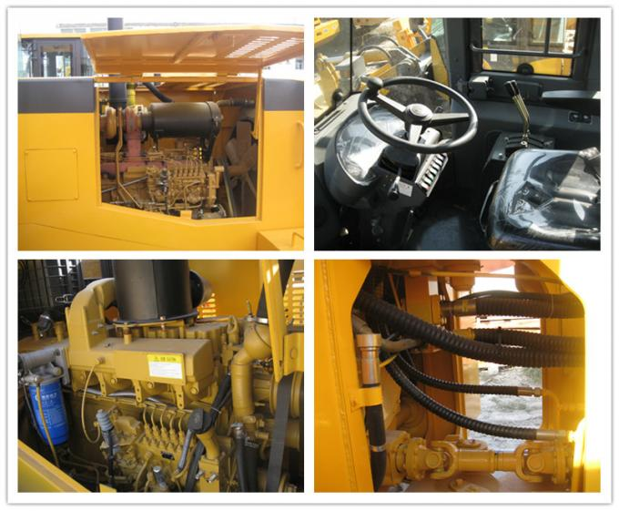 China factory WY955 5ton 3m3 weichai engine shovel loader for sale