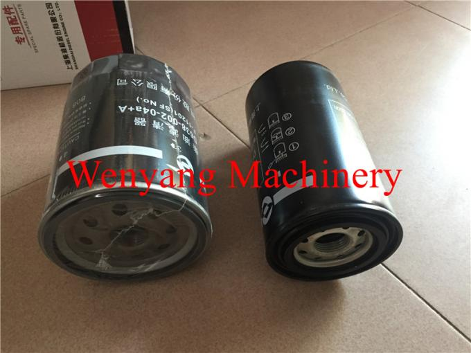 Dongfeng  SC11CB220G2B1 engine spare parts fuel filter C85AB-1W8633+A